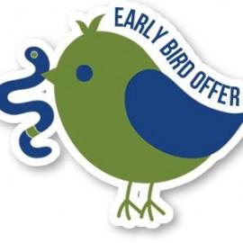 Early Bird Anmeldung für das EEF 2017